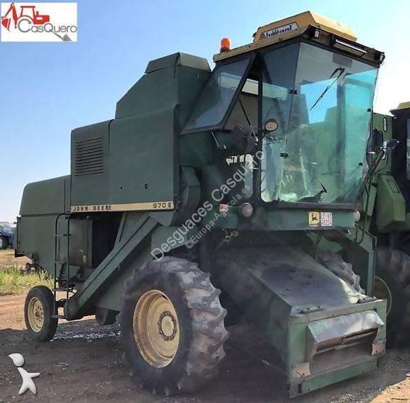 John Deere 970 REPUESTOS harvest
