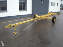 used Header trailer