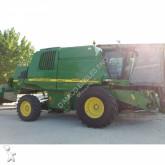 John Deere 9580 I WTS harvest