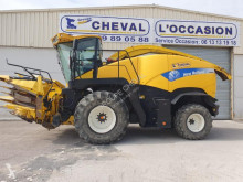 New Holland FR 9040 harvest