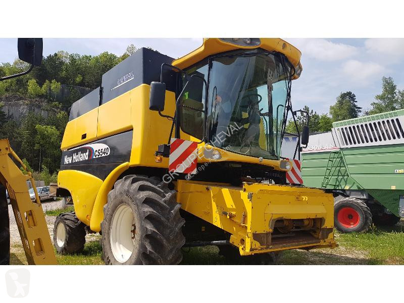 Moisson New Holland CS 540
