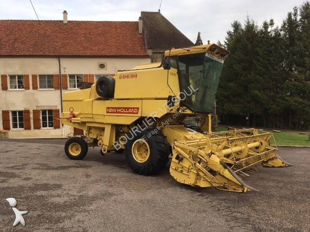 Moisson New Holland 8050