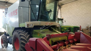 Claas Lexion 420 harvester cut 5 mts