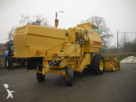 Moisson New Holland 8040
