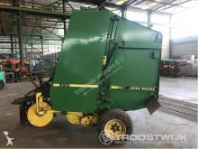 John Deere 550 harvest