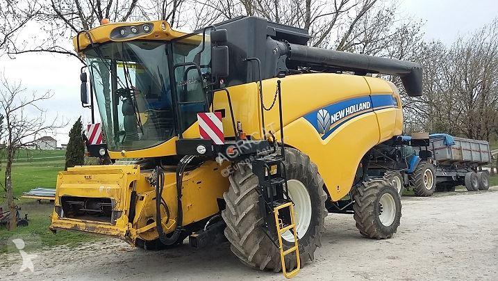 Moisson New Holland CX 6090