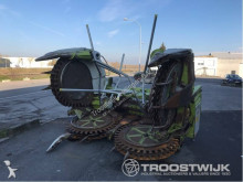 Claas R60 Coutour Ernte