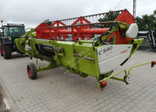 moisson Claas Heder C540