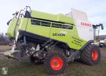 żniwa Claas Lexion 750