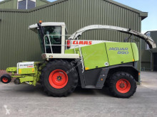 Claas Jaguar 890 Speedstar harvest