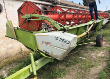 Claas HEDER CLAAS S750 SOJA FLEX - 2008 - DO ZBIORU ZBÓŻ SOI GROCHU SO