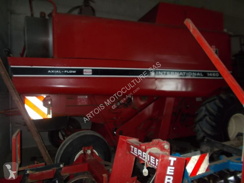 View images Case IH 1460 Axialflow harvest