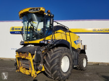 moisson New Holland FR 850