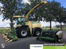 Krone Big X 530 harvest