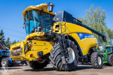 New Holland CR 9080 - 4X4 - VARIO 9,15 M + CAPELLO QUASAR R8 - 2007