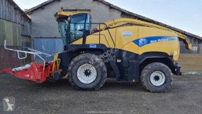 New Holland FR9040 4X4 harvest