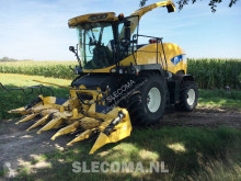 New Holland harvest