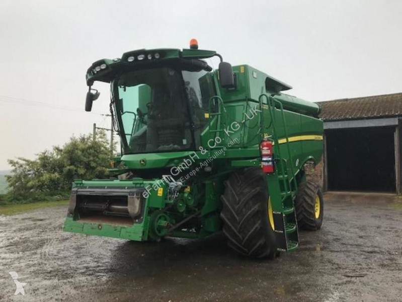 View images John Deere  harvest