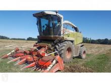 Claas JAGUAR 830 harvest