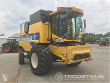 View images New Holland CSX 7080 harvest
