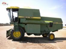 View images John Deere 1072 harvest