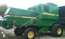View images John Deere 1170 harvest