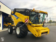 Voir les photos Moisson New Holland