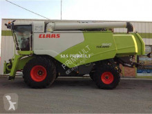 View images Claas TUCANO 560 harvest