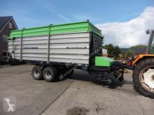 used Self loading wagon haymaking