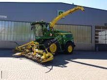 n/a Self-propelled silage harvester
