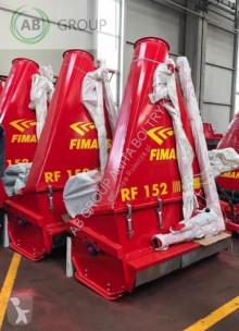 nc FIMAKS - Mädrescher RF 152 /Forgage harvester /Ensileuse de fouragge/SILO neuf