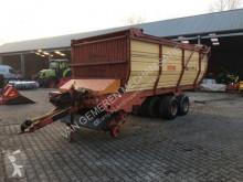 Krone Titan 6/40GL opraapwagen silage