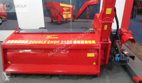 new Self-propelled silage harvester