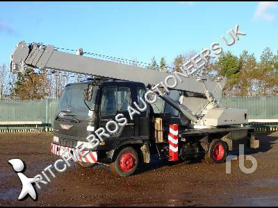 View images Hino RANGER FD3WDA Truck equipments