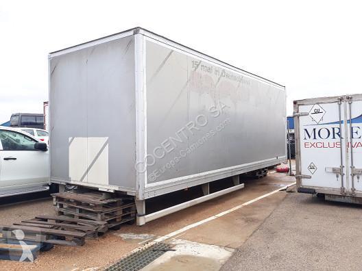 Uitrusting voor vrachtwagens onbekend CAJA CERRADA