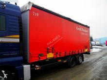 wyposażenie ciężarówek zabudowa firanka Schmitz Cargobull