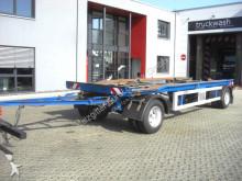 Meiller G 18ZB 5,0 / BPW-Achsen / 2 Achsen