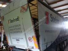 gebrauchter Lkw Ausrüstungen Box mit Schiebeplane