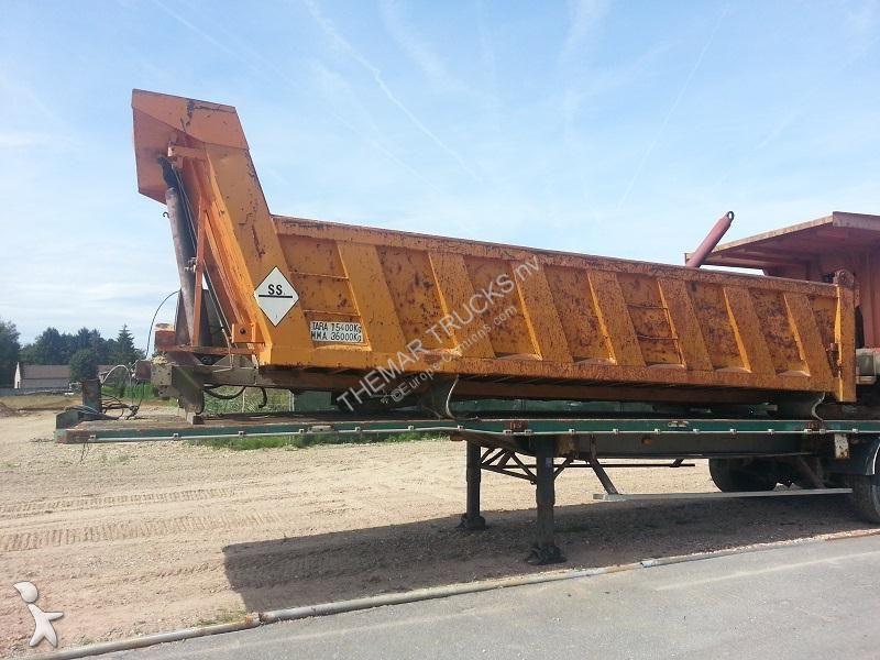 Uitrusting voor vrachtwagens Meiller LOSSE KIPPER