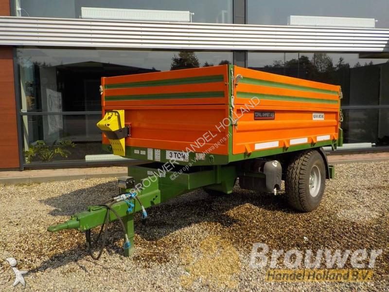 Uitrusting voor vrachtwagens onbekend Tipper 3 Ton