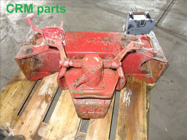 Ver las fotos Equipamientos nc chassis delen Trekbint met VBG vangmuil din 40