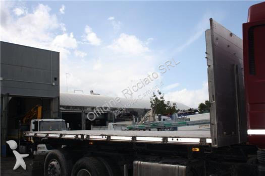 N/a TRILATERALE Truck equipments