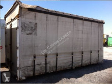 used tautliner container