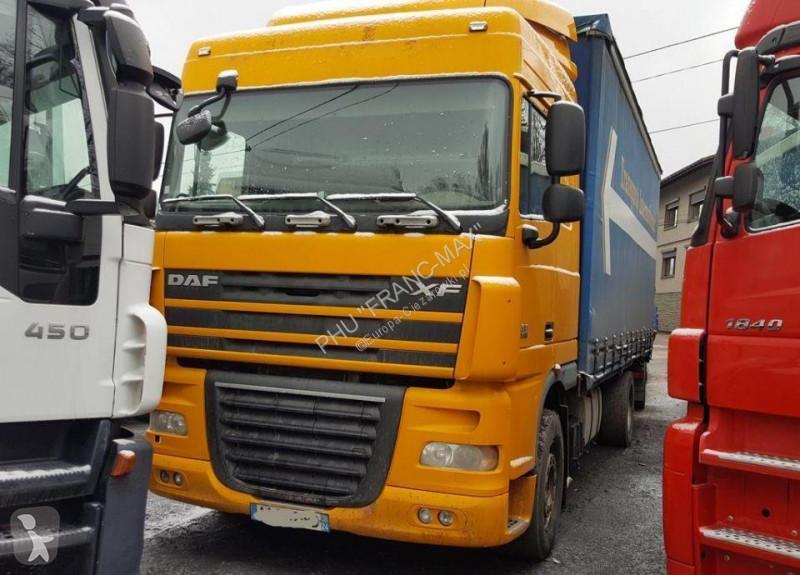 Zobaczyć zdjęcia Wyposażenie ciężarówek DAF XF 105.460 MANUAL SKRZYNIA EURO 5