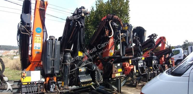 View images Hiab Truck equipments