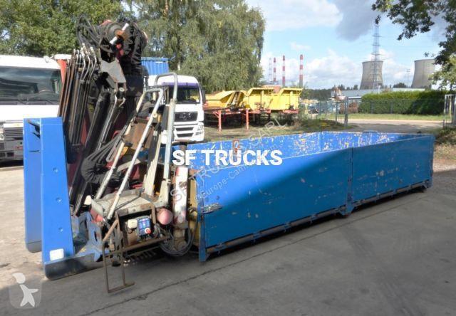 N/a HMF 2003 K 3 Truck equipments