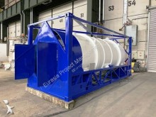 Messer Griesheim Cryogenic tank, Oxygen, Argon, Nitrogen, LIN, LAR, LOX, cryo, IMO 7, T75.