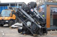 Palfinger HMF THOR K6 75 TM KRAN crane FLY JIB Seilwinde
