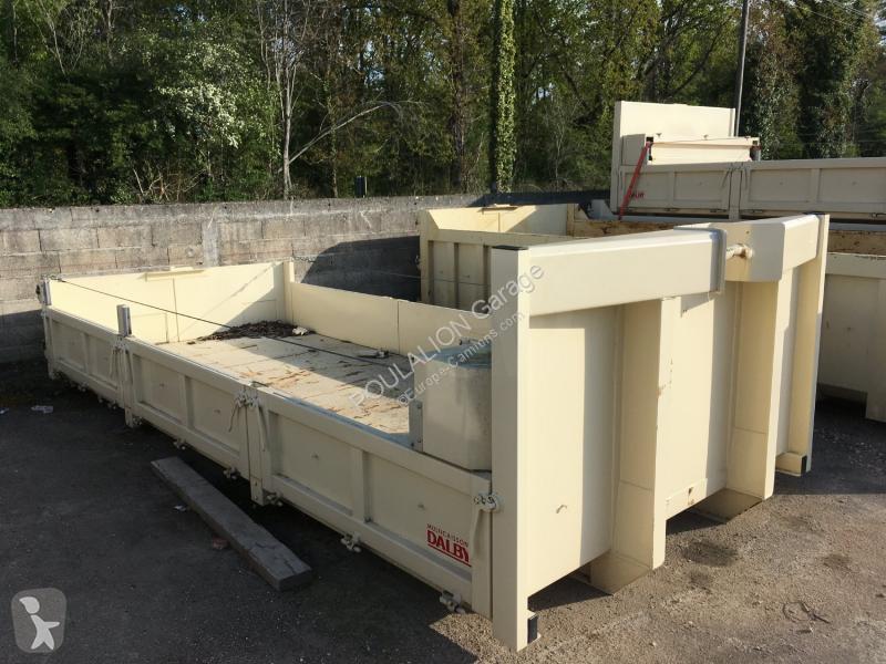Uitrusting voor vrachtwagens Dalby Caisson polybenne
