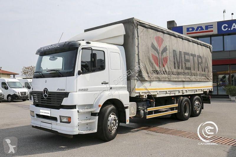 Bilder ansehen Mercedes Mercedes Atego Lkw Ausrüstungen